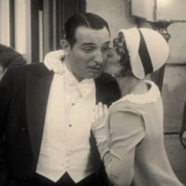 "Jean Dujardin and Bérénice Bejo in ""The Artist."""