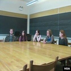 Studenti St. Johns Univerziteta