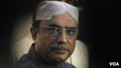 Presiden Pakistan Asif Ali Zardari (Foto: dok).
