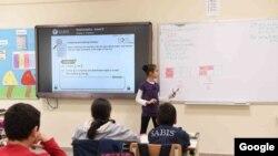بنیاد کلونی با همکاری مرکز آموزشی سابیس در لبنان به کودکان سوری آموزش میدهد