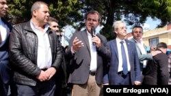 CHP Mersin Belediye Başkanı adayı Vahap Seçer