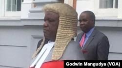 Chief Justice Luke Malaba