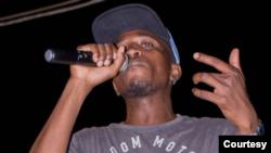 Rapper Phe Urbano