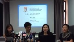香港新闻自由创五年新低