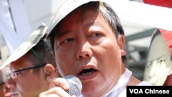 香港民主團體支聯會主席 李卓仁(資料圖片)
