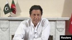 دا د پاکستان د صدراعظم په توګه د ښاغلي خان لومړنی بهرنی سفر دی