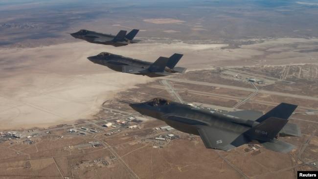 日本望在中俄之前找回F-35战斗机 以免泄密