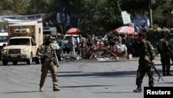 حمله امروزی در کابل