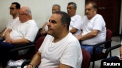 El expresidente de El Salvador, Tony Saca, fue condenado a 10 años de cárcel por desfalco de fondos del estado. Foto del 16 de mayo de 2018.