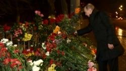 Terrorists Strike Volgograd