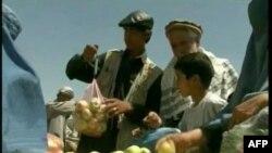 ავღანეთში გვალვით გამოწვეულ შიმშილს ელიან