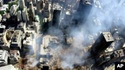 十年後 911陰謀論仍甚囂塵上