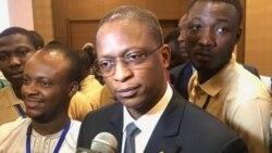 Ministri, Arouna B Toure be koumana MALI STARTUP laje kan, Bamako
