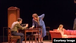 "Tennessee Williams' ""The Glass Menagerie"" is back on Broadway. (Photo by Michael J. Lutch)"