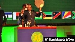 Filipe Nyusi, assume presidência da SADC, Maputo, 17 agosto 2020
