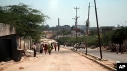 موقادیشو: 2007ء سے اب تک پندرہ لاکھ لوگ شہر چھوڑ چکے ہیں