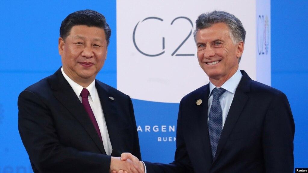 阿根廷与中达成出口协议 继续从美中贸易战中受益