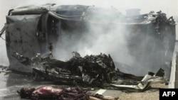 Əfqanıstanda13 mülki vətəndaş öldürülüb