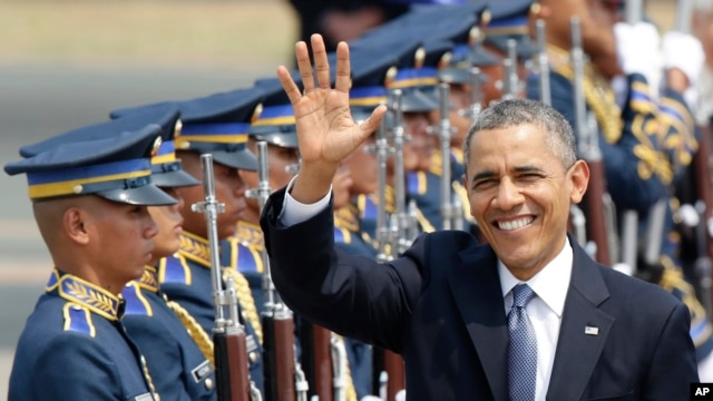 Despite Asian Tensions, Obama Travels East