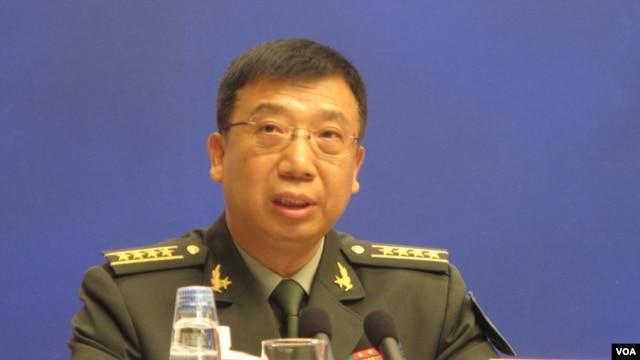 Phát ngôn viên của Bộ quốc phòng Trung Quốc Cảnh Nhạn Sinh