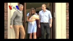 Britain's Royal Baby George (VOA On Assignment August 2)