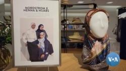 Somali-American Designer Debuts Hijabs at Nordstrom