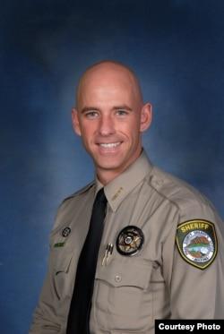 亚利桑那州皮纳尔郡人治安官保罗•巴伯 (图片来自Paul Babeu)