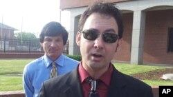 Paul Kevin Curtis, de 45 años expresó que después de su liberación solo espera recuperar su vida normal.