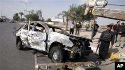 عراق: بم دھماکوں اور فائرنگ سے 55ہلاک225زخمی