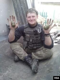 Вадим Ушаков до поранення