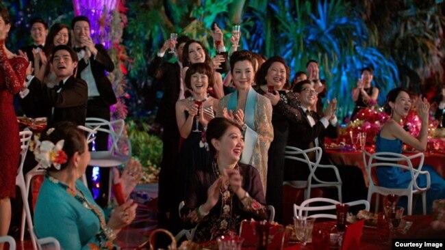 """Film """"Crazy Rich Asians"""" tampilkan para bintang terkenal asal Asia (Dok: Warner Bros.)"""