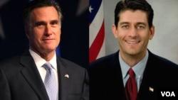 Kandidati Republikanske stranke za predsednika i potpredsednika SAD, Mit Romni i Pol Rajan