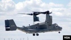Pesawat CV-22 Osprey Angkatan Udara Amerika
