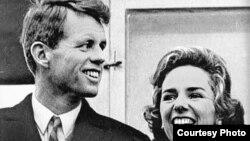 Роберт и Этель Кеннеди
