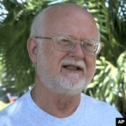 Frank Leslie says Florida is not windy enough to make turbines viable