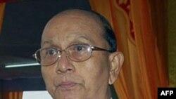 Ông Thein Sein là một đồng minh chính của nhà lãnh đạo quân đội Than Shwe