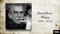 諾貝爾文學獎獲獎者加夫列爾加西亞馬爾克斯