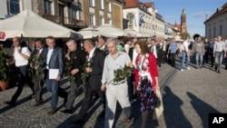 波蘭仍面對經濟復甦問題。