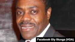 Le ministre de la santé Oly Ilunga, Kinshasa, RDC, 9 juin 2018. (Facebook Oly Illunga)