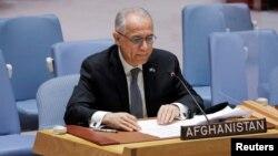 Duta Besar Afghanistan untuk PBB yang diberhentikan Taliban, Ghulam Isaczai