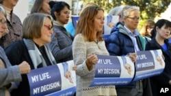 Cinco estados han aprobado una ley de muerte asistida. Estos son Oregon, Washington, Vermont, Montana y California.