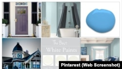 Use Pinterest to help you get organized and inspired with your home design and improvement projects.