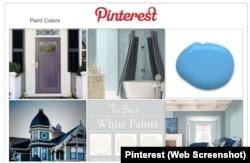 Pinterest Paint Colors Board