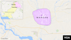 Mardan, Pakistan.