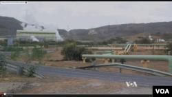 L'usine géothermique Okaria Geothermal Plant au Kenya (VOA)