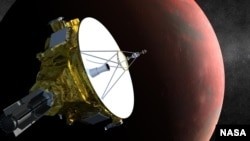New Horizons is Zooming Across the Solar System for July 2015 Rendezvous With Pluto