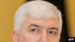 Новий міністр оборони України Дмитро Саламатін