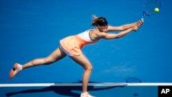 تا همین چندی پیش، خانم شاراپووا قهرمان بی همتای تنیس جهان بود.