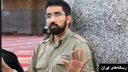 طاهر قدیریان یکی از متهمان پرونده فعالان محیط زیستی در ایران