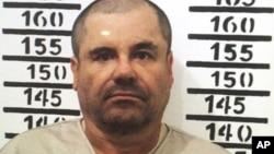"Trùm ma túy Mexico Joaquin ""El Chapo"" Guzman."